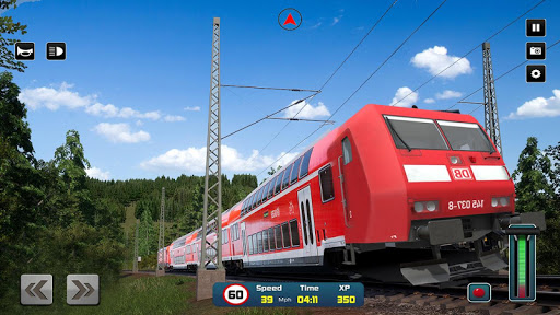 City Train Driver Simulator 2019: Free Train Games 4.8 screenshots 7
