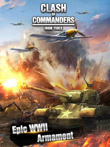 Clash of Commanders-Iron Tides 1.8.4 screenshots 10