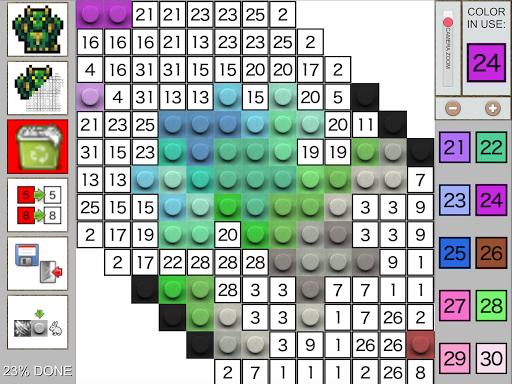 Magic Number Drawing screenshots 15