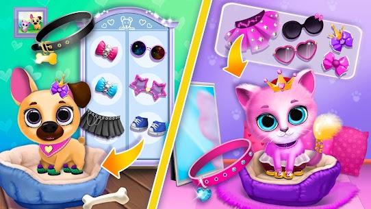 Kiki & Fifi Pet Friends – Virtual Cat & Dog Care 5