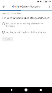 Google Opinion Rewards لشحن الألعاب ببجي , فري فاير مجانا 3