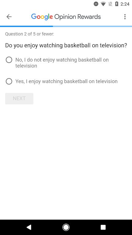 Google Opinion Rewards  poster 2