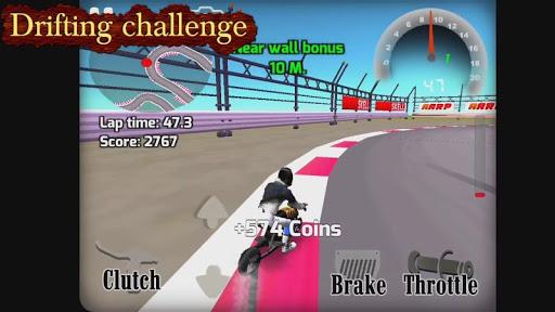 Wheelie King 4 - Online Wheelie Challenge 3D 1 screenshots 5
