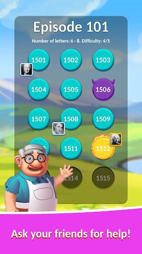ud83dudfe2Crocword: Crossword Puzzle Game 1.209.1 screenshots 5