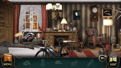 Mystery Hotel - Seek and Find Hidden Objects Games apkpoly screenshots 3