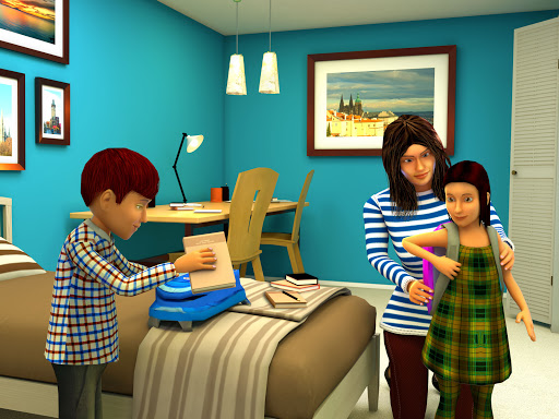 Family Simulator - Virtual Mom Game screenshots 6