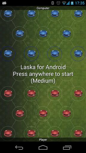 Laska Strategy Game 2.7 screenshots 2