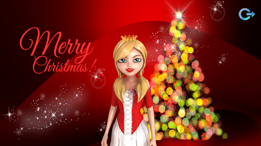 Princess Advent Calendar Xmas  screenshots 12