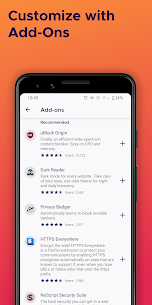 Firefox Browser Mod Apk: fast safe web browser (Lite/AdFree) 8