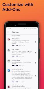 Firefox Browser Mod Apk: fast safe web browser (Lite/AdFree) 8