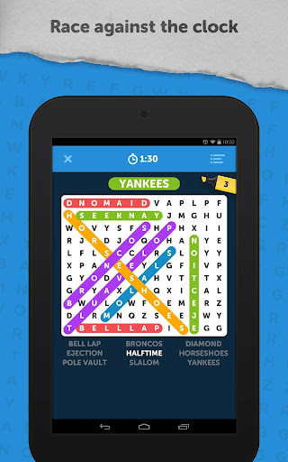 Infinite Word Search Puzzles 4.05g Screenshots 8