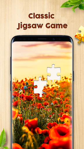 Jigsaw Puzzles - Picture Collection Game  screenshots 1