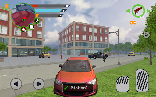 Unity of Thieves  screenshots 2