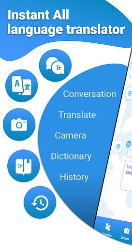 Instant All language translator &voice translation apktram screenshots 8