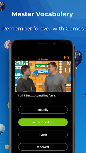 eJOY Learn English with Videos and Games android2mod screenshots 6