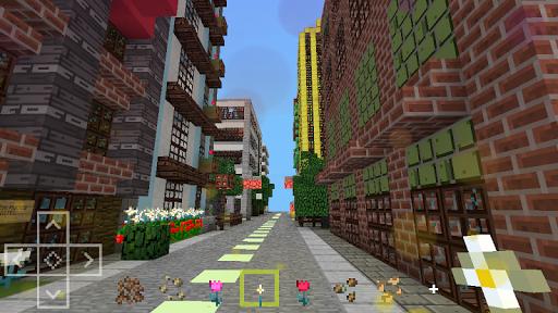 Survival Cube Crafts Adventure Crafting Games 1.1 Screenshots 1