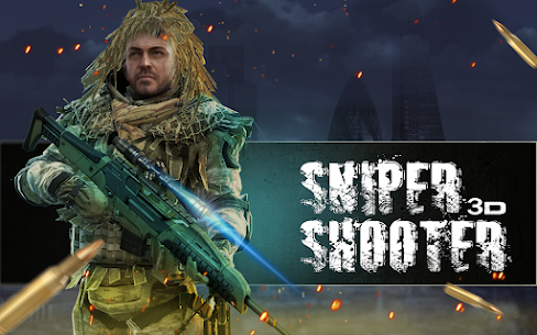 Realistic Sniper Shooter 3D – FPS Shooting 2021 1