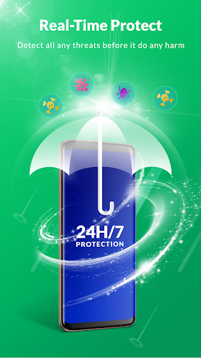 Antivirus & Virus Cleaner, Applock, Clean, Booster 1.4.7 Screenshots 2