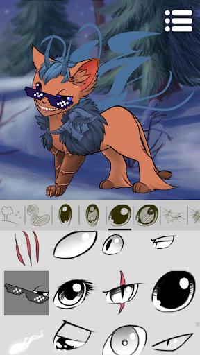 Avatar Maker: Cats 2 apktram screenshots 8