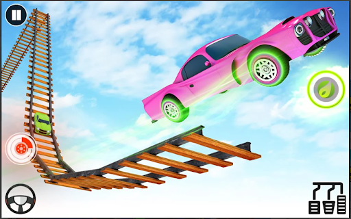New Mega Ramp Crazy Car Stunts Games 1.0.37 screenshots 6