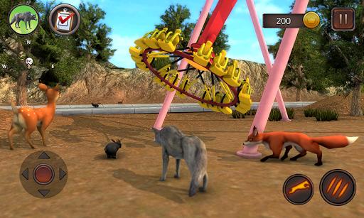 Wolf Dog Simulator 1.0.6 screenshots 3