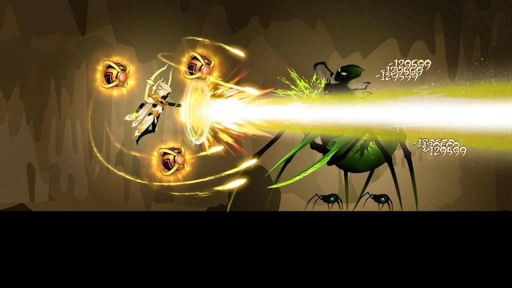 Stickman Legends: Shadow War Offline Fighting Game poster 2