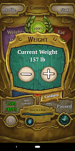 Carbon Calorie Counter - Weight Loss