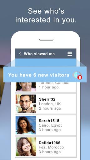 buzzArab - Single Arabs and Muslims apktram screenshots 3