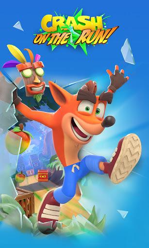 Code Triche Crash Bandicoot: On the Run! APK MOD (Astuce) screenshots 5