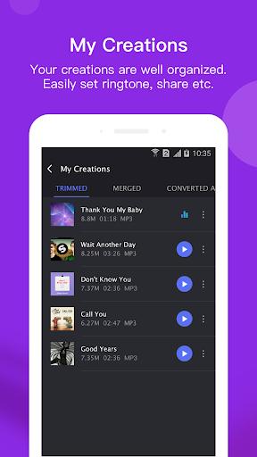 Music Editor android2mod screenshots 6
