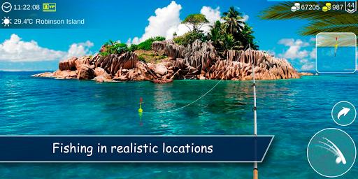 My Fishing World - Realistic fishing screenshots 1
