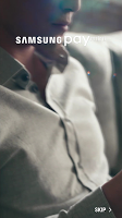 screenshot of 삼성 페이 미니(Samsung Pay mini)