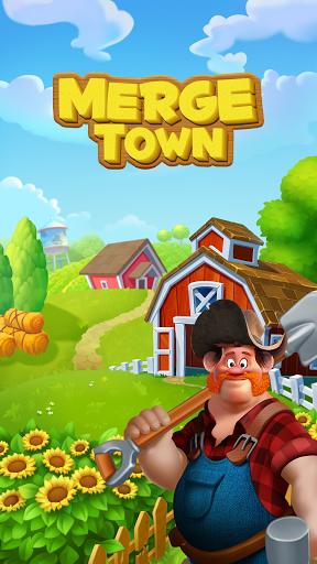 Merge Town : Design Farm  screenshots 15