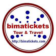 BIMA Tickets Tour & Travel icon