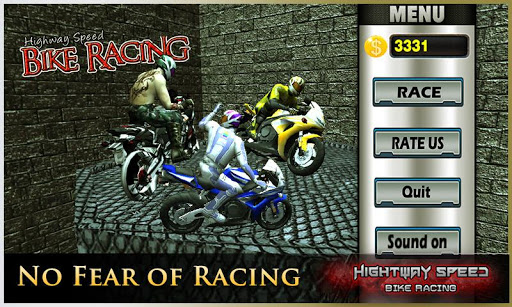 Highway Speed Motorbike Racer : Bike Racing Games  screenshots 17