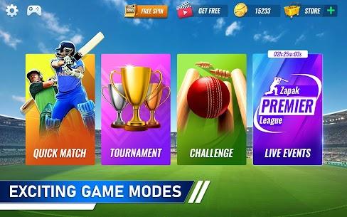 T20 Cricket Champions 3D Mod Apk (Unlimited Golds) 9