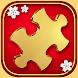 ジグソーパズル (Jigsaw Puzzle): 木製ピースから写真を作ろう