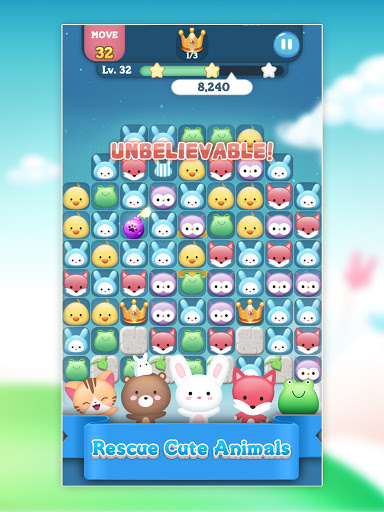 Happy Animal Match 1.0.4 screenshots 11