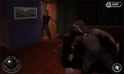 Jewel Thief Grand Crime City Bank Robbery Games  screenshots 5