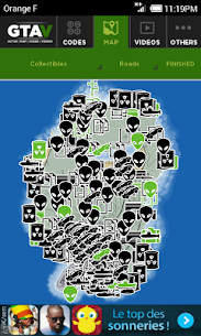 Map  Cheats for GTA V Apk Download 5