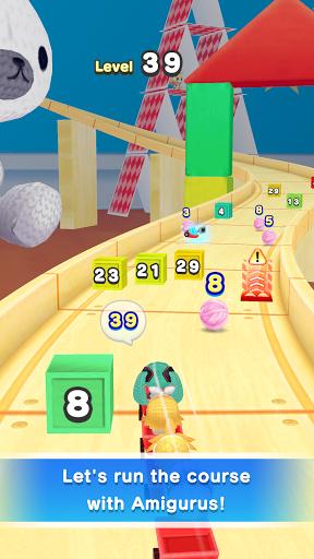 Hatsune Miku Amiguru Train 1.0.1 screenshots 2