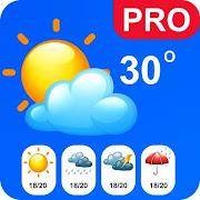 Live Weather Pro- Λάβετε πραγματικά ζωντανά δεδομένα