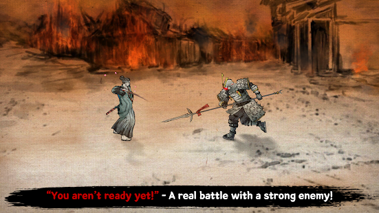 Mod Game Ronin: The Last Samurai for Android