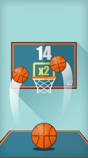Basketball FRVR - Shoot the Hoop and Slam Dunk! 2.7.4 screenshots 1