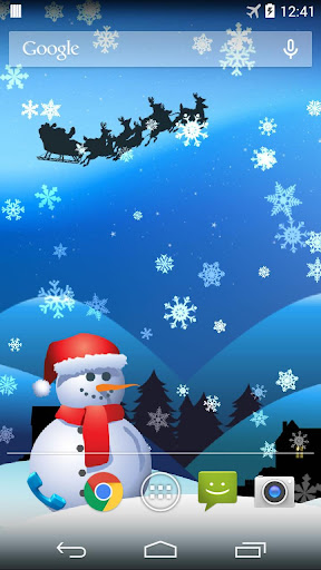 Christmas Magic Live Wallpaper For PC Windows (7, 8, 10, 10X) & Mac Computer Image Number- 5