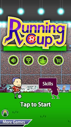 Running Cup - Soccer Jump  screenshots 4