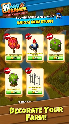Word Farmer: Jenny's Adventure  screenshots 2