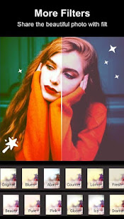 Photo Collage Maker - Pic Grid Layout Photo Editor