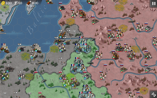 European War 4: Napoleon 1.4.30 screenshots 10
