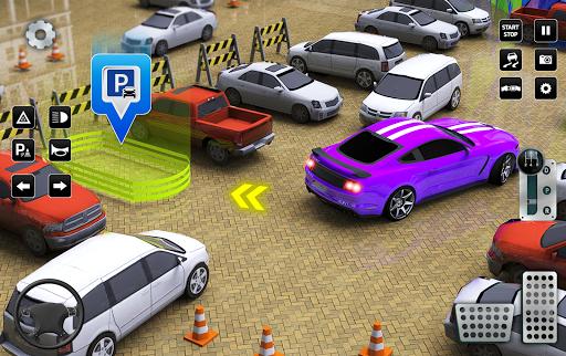 Modern Car Parking Challenge: Driving Car Games 1.3.2 screenshots 3